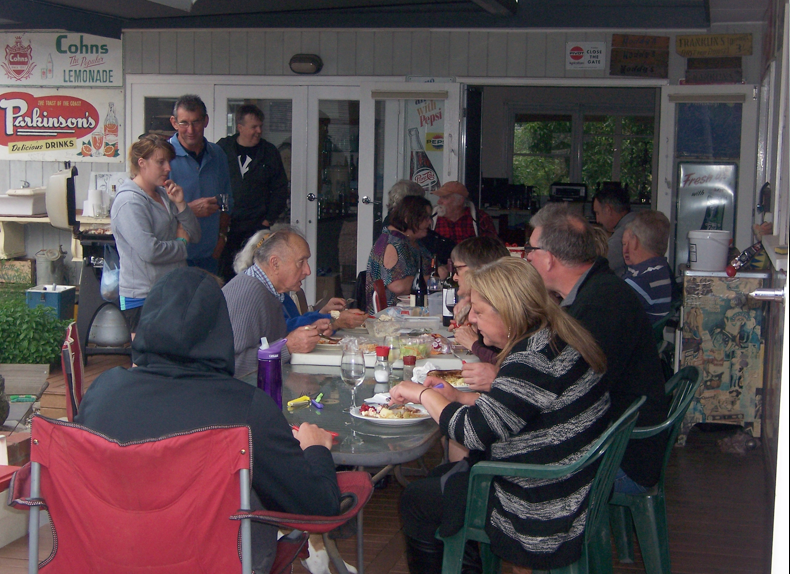 Geelong Bottle and Collectables Club Annual BBQ